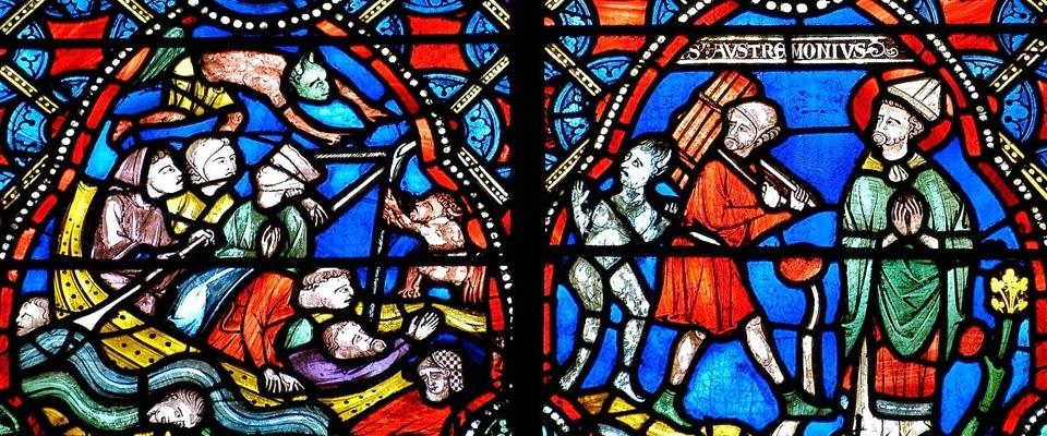 Vitraux Cathédrale catholique Notre-Dame de Clermont