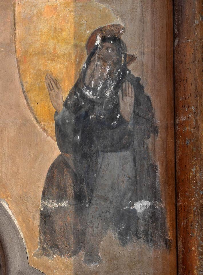 Saint Antoine, cathédrale de Clermont