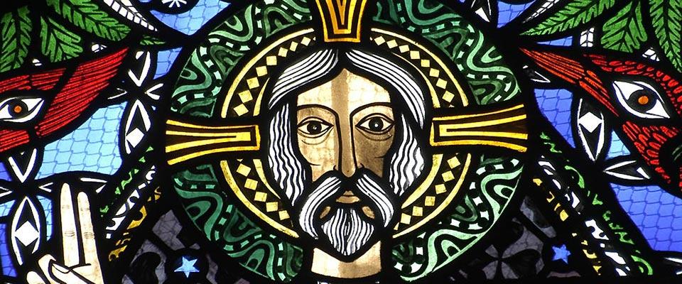 Vitrail de l'Apocalypse de la cathédrale Notre-Dame de Clermont