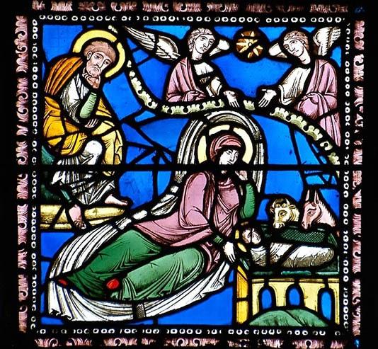 cathédrale Clermont : Nativité