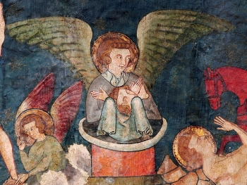 Légende de saint George, Archange saint Michel