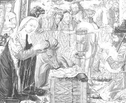 esquisse tapisserie du XVIe