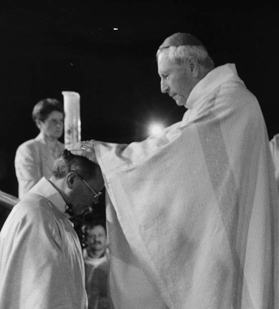 Ordination épiscopale Clermont
