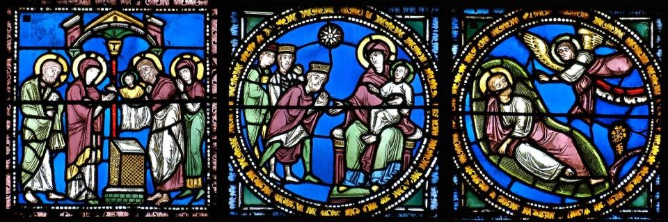 Médaillons romans de la cathédrale de Clermont