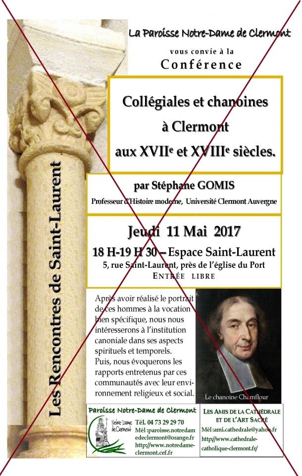 Conférence M. Gomis mai 2017