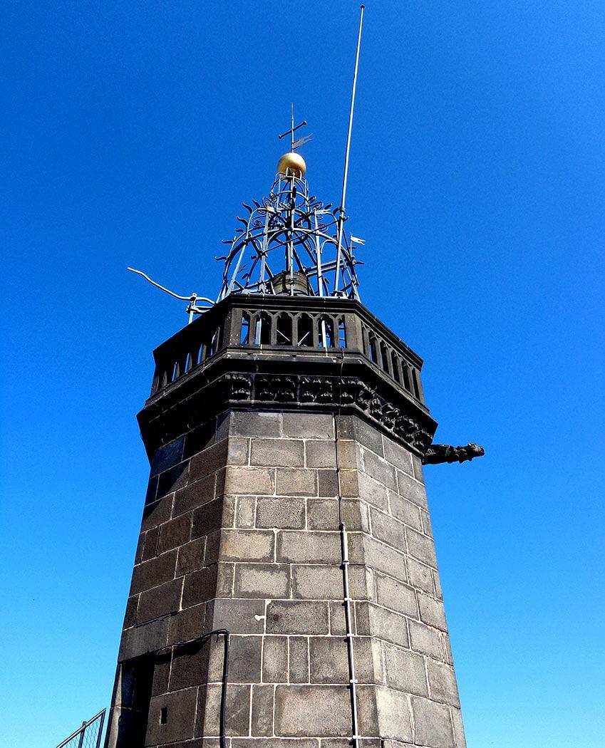 tour de la Bayette, cathédrale de Clermont