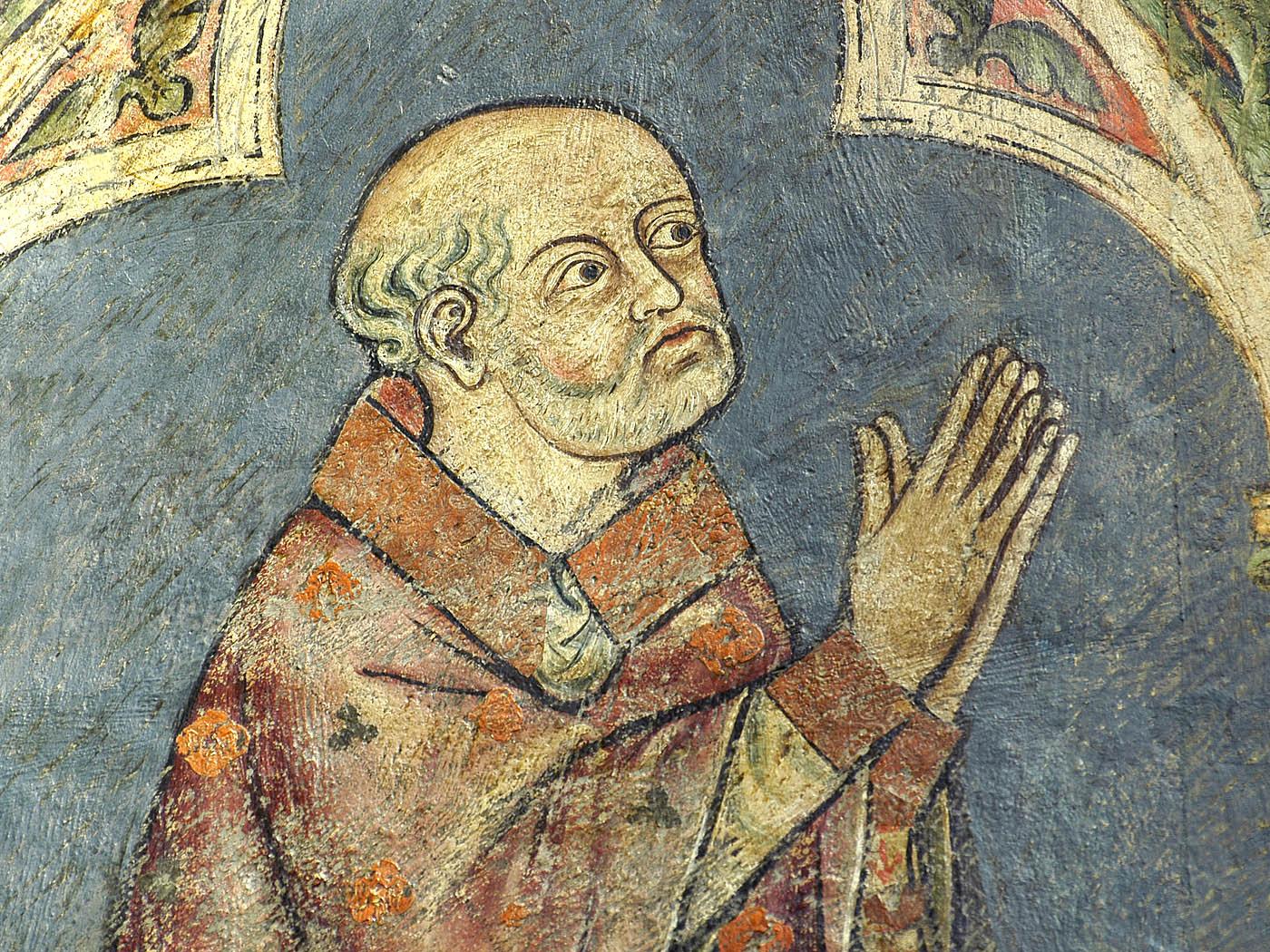 chanoine de la cathédrale de Clermont XIIIe