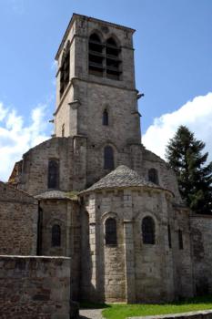 Arlanc, église