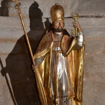 Arlanc, église, saint Pierre