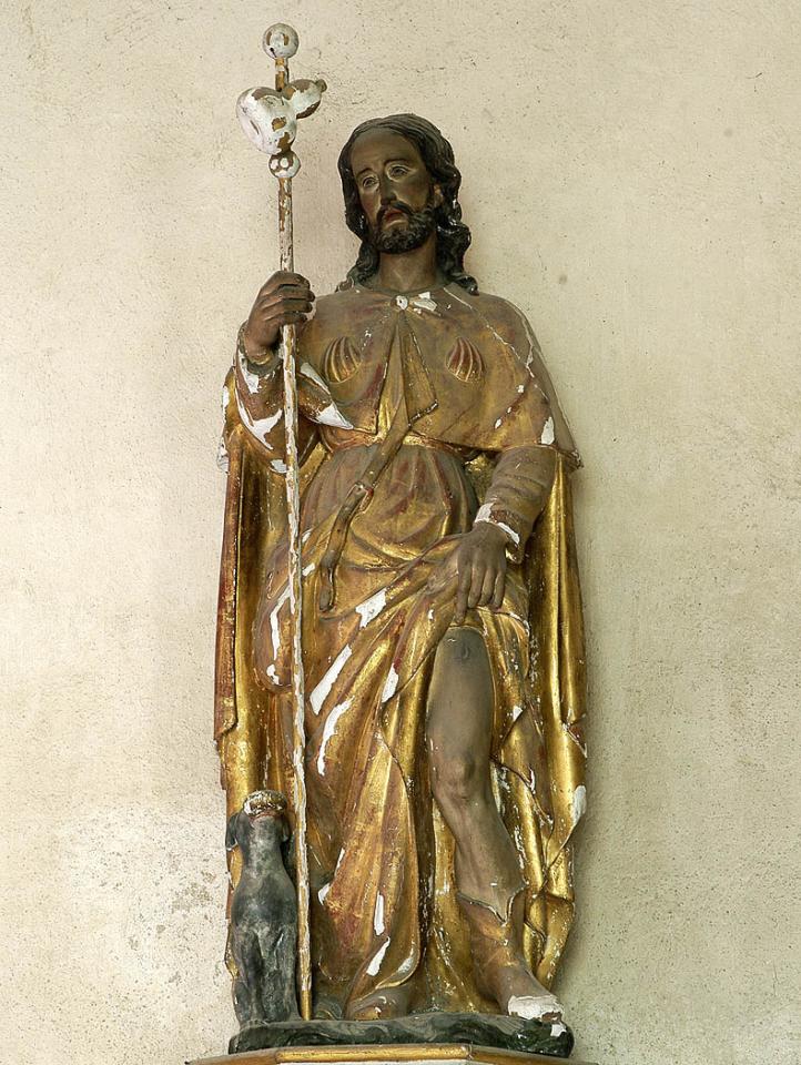 Artonne, église, saint Roch