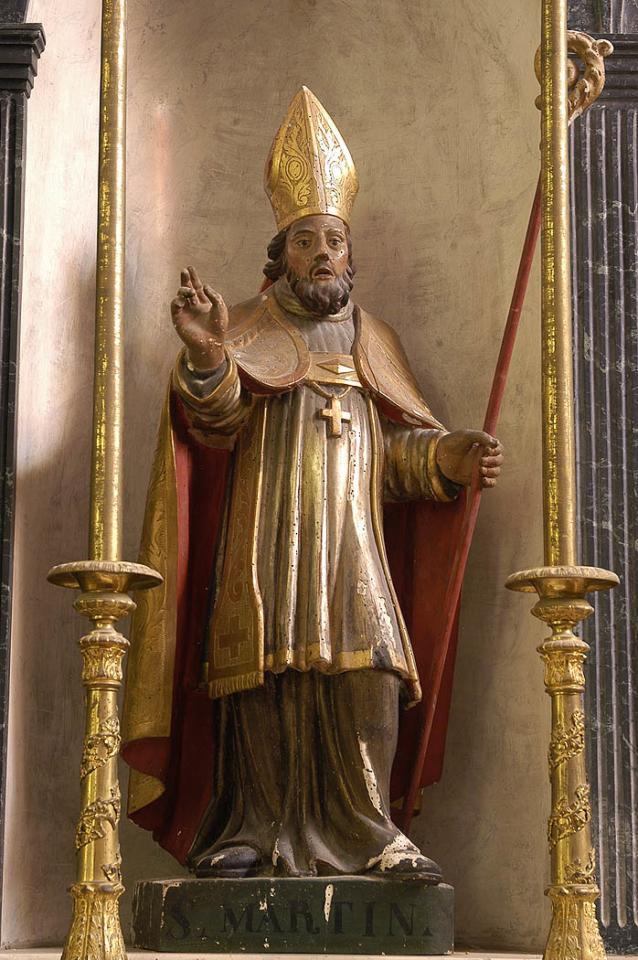 Artonne, église, saint Martin