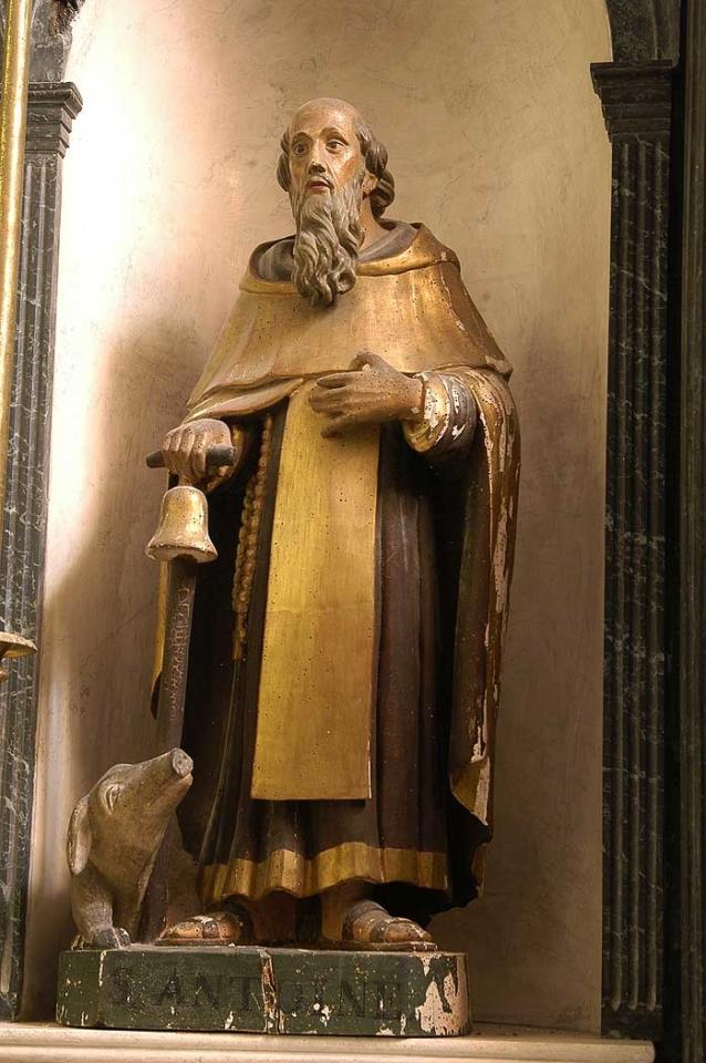 Artonne, église, saint Antoine