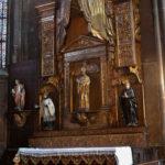 Autel chapelle Saint-Austremoine, cathédrale de Clermont