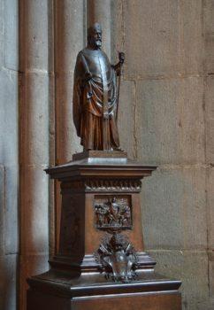 Saint Austremoine, cathédrale de Clermont