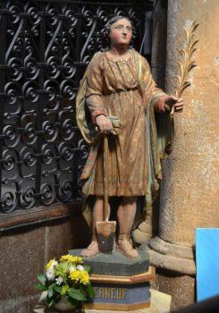 Saint Cerneuf, Billom