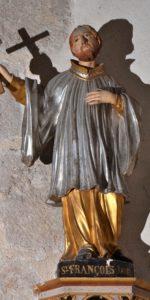 Cunlhat, église, saint François-Xavier