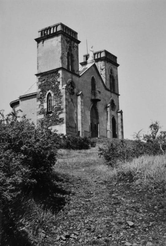 Billom, chapelle de la Salette, photo Bernard Craplet