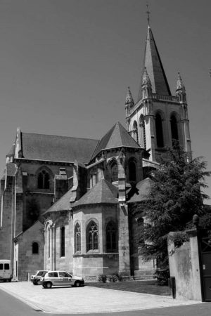 Aigueperse, église