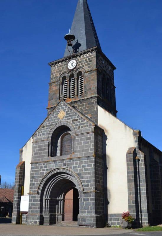 Bromont-Lamothe, église