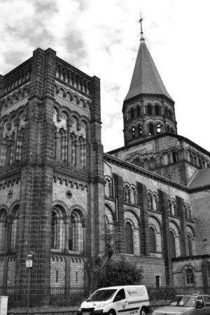Clermont, église Saint-Joseph, néo-roman