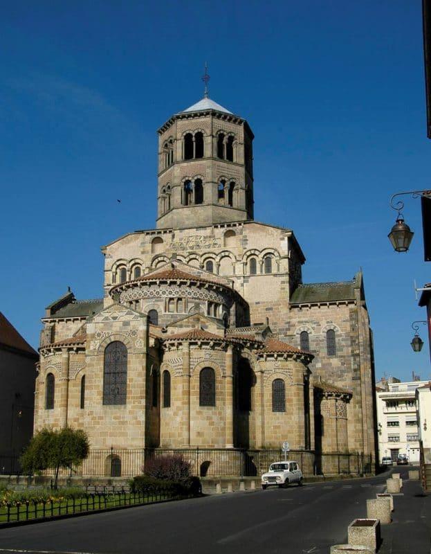 Issoire, abbatiale Saint-Austremoine